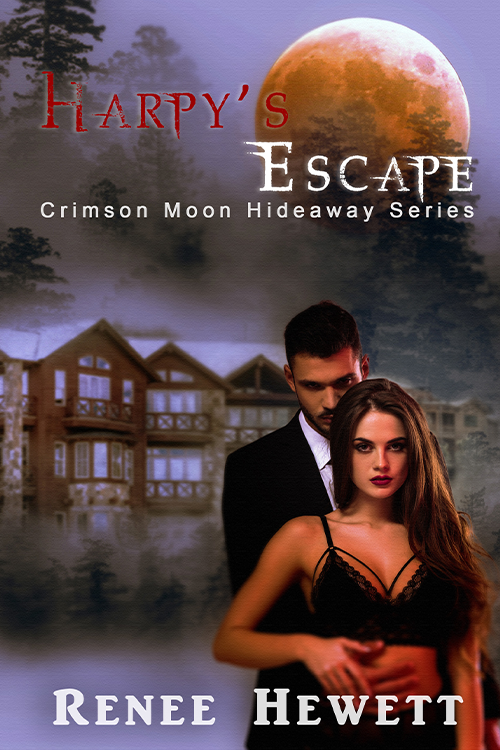 Book Cover: Harpy's Escape