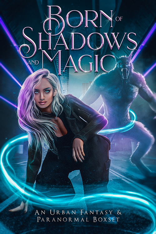Book Cover: Born of Shadows and Magic