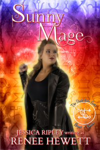 Book Cover: Sunny Mage