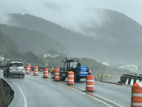 Read more about the article U.S. 101 section closing south of Yachats for repairs