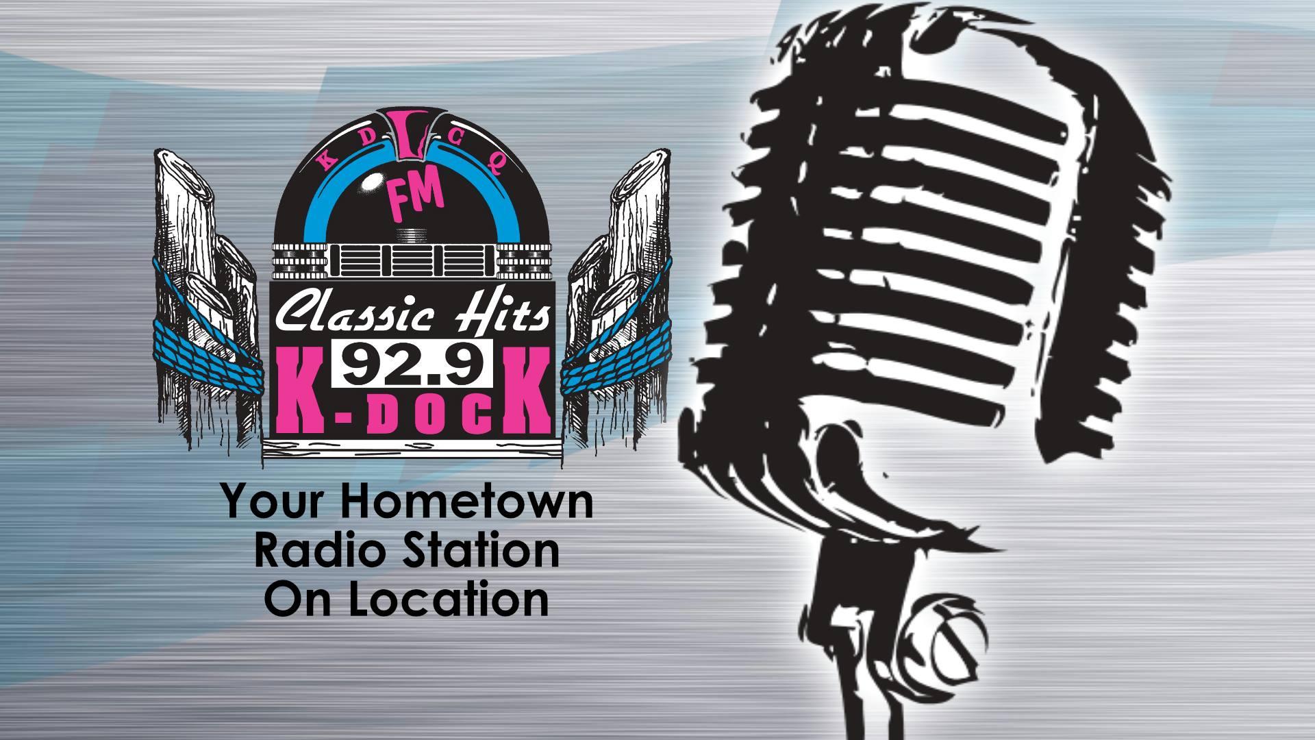 K-DOCK 92.9 FM | KDCQ
