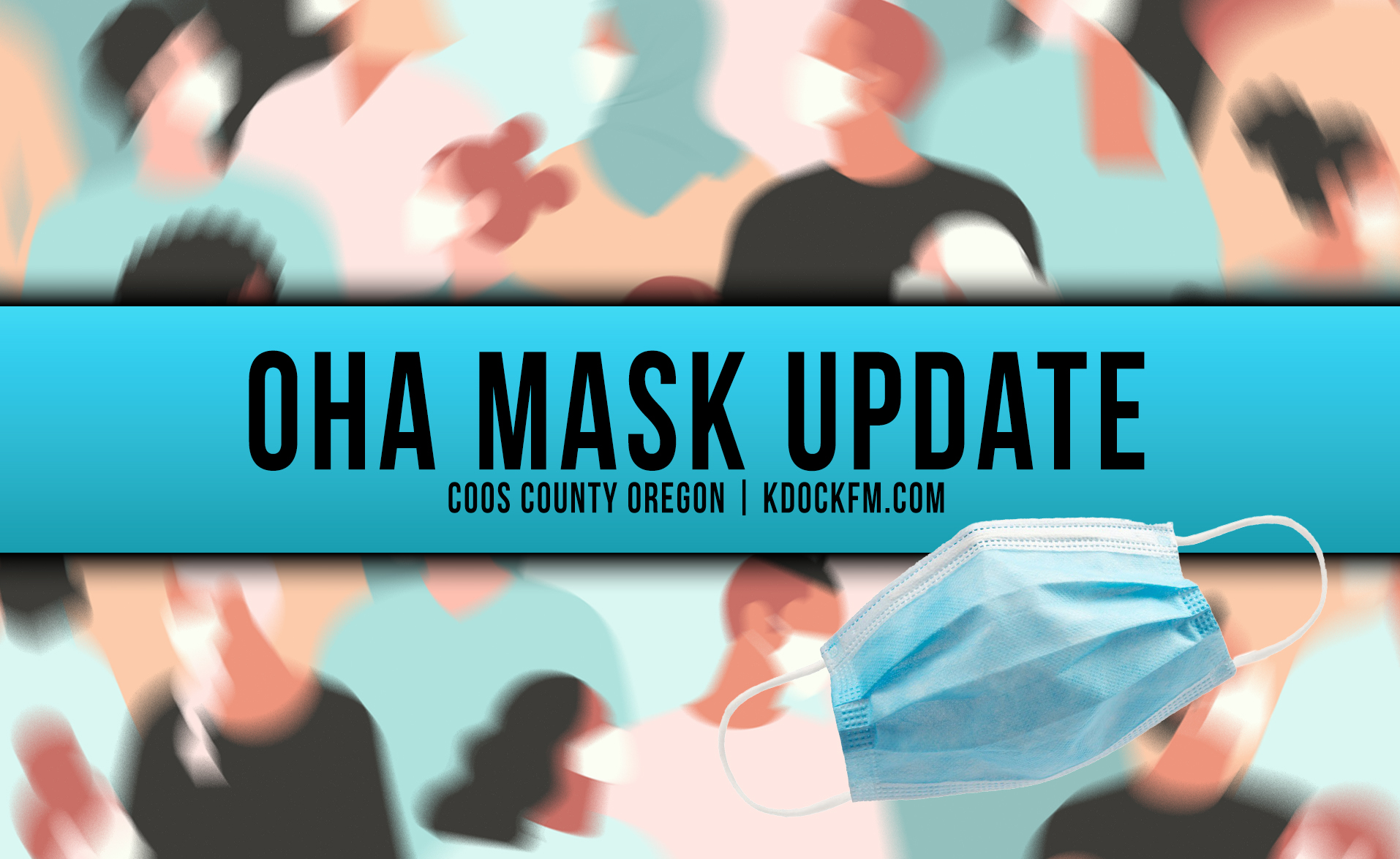 Read more about the article Mask Guidelines for Fully Vaccinated People Relaxed in Oregon