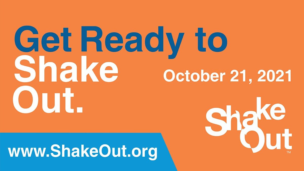 Read more about the article SHAKEOUT Earthquake Drill Set for Tomorrow