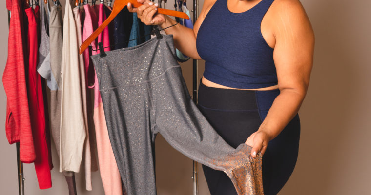 My Favorite Fitness Gear for Women wtih Curves