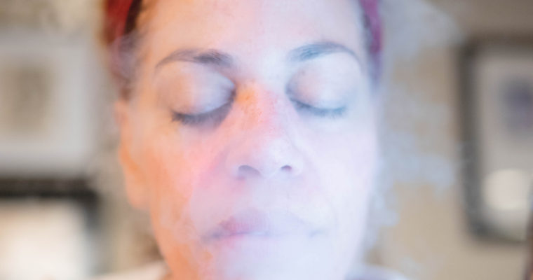 Get Glowing….Face Steaming and At Home Facials