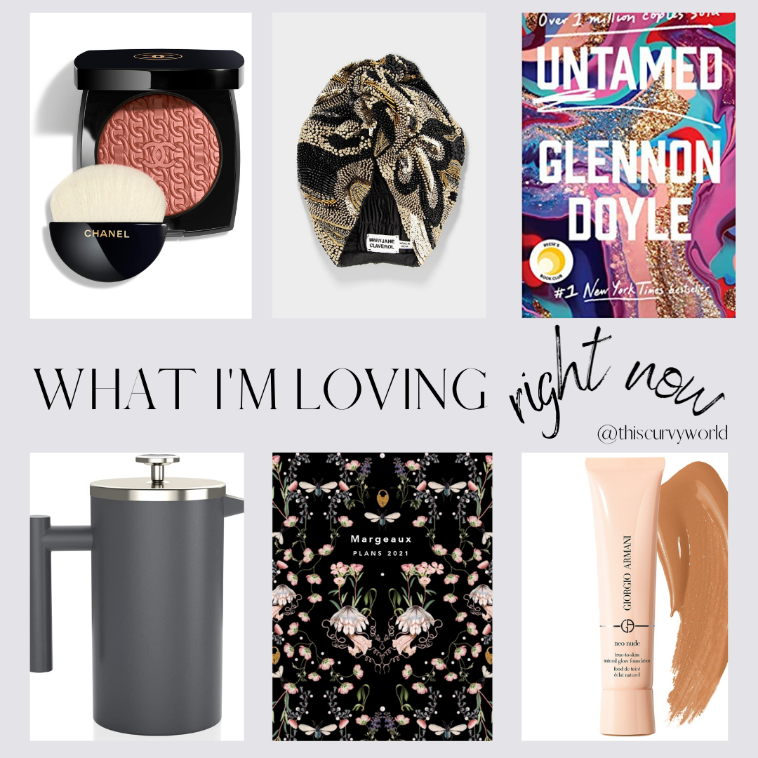 What I'm loving-Right Now-January edition