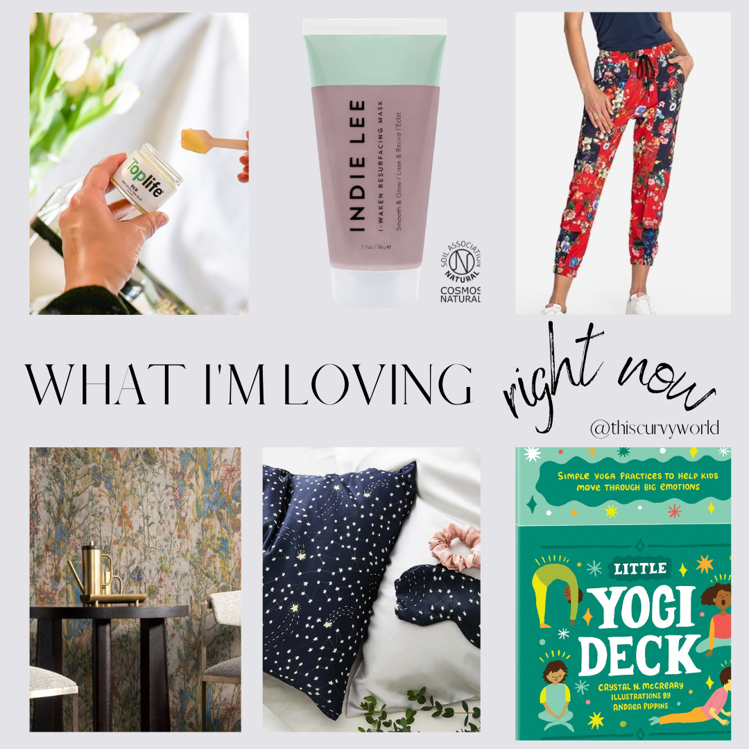 What i'm loving right now-february edition