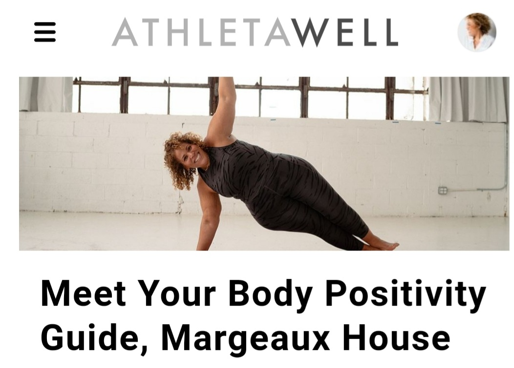 Exciting News…I've joined athletawell