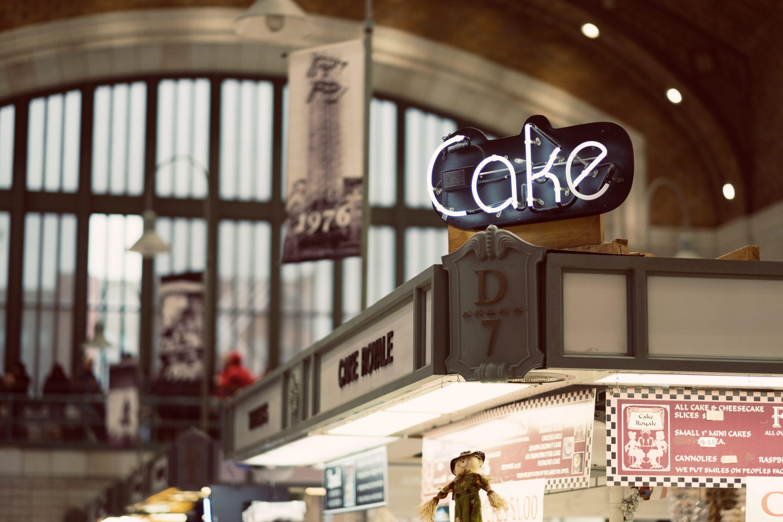 Cake vs Pie vs Cake: Cake