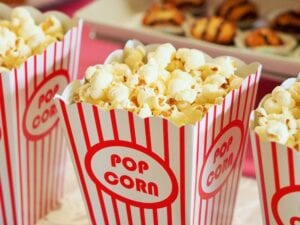 Grab some popcorn and watch an old movie this weekend!