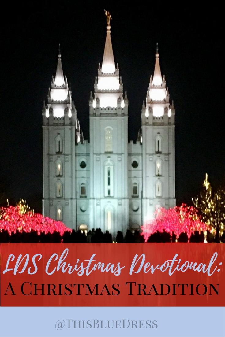 LDS Christmas Devotional_