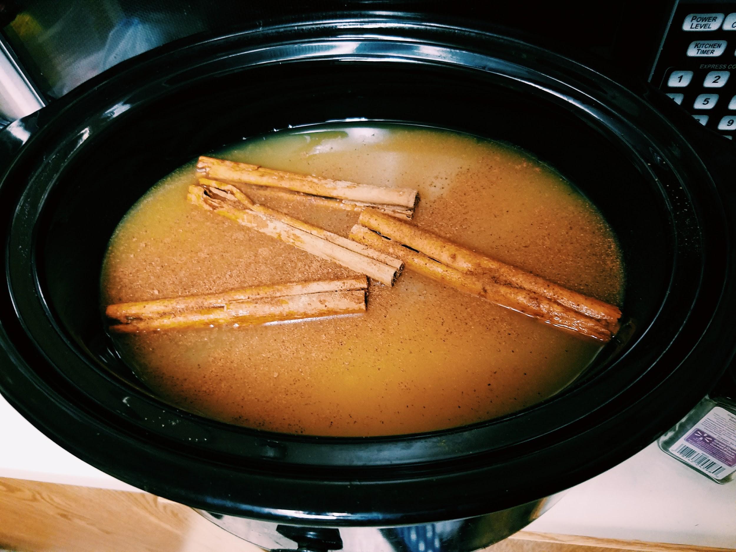 Wassail crockpot recipe