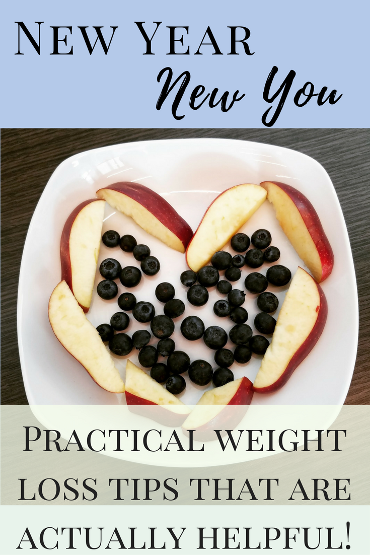 Practical Weight Loss Tips that are Actually helpful!