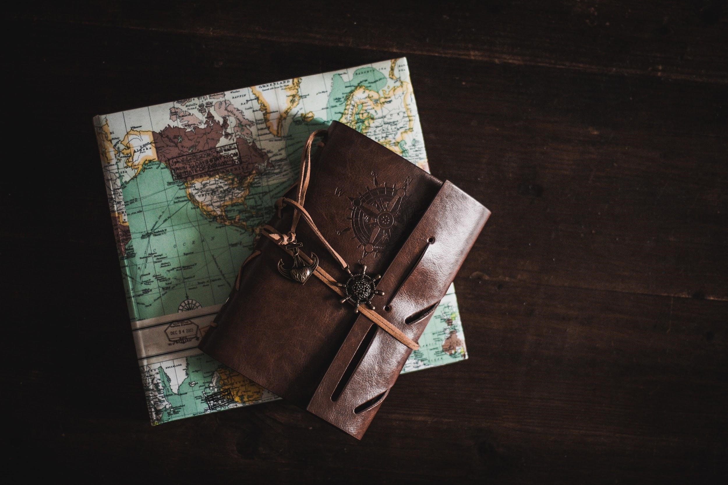 Valentine's Day Gift Manly Journal