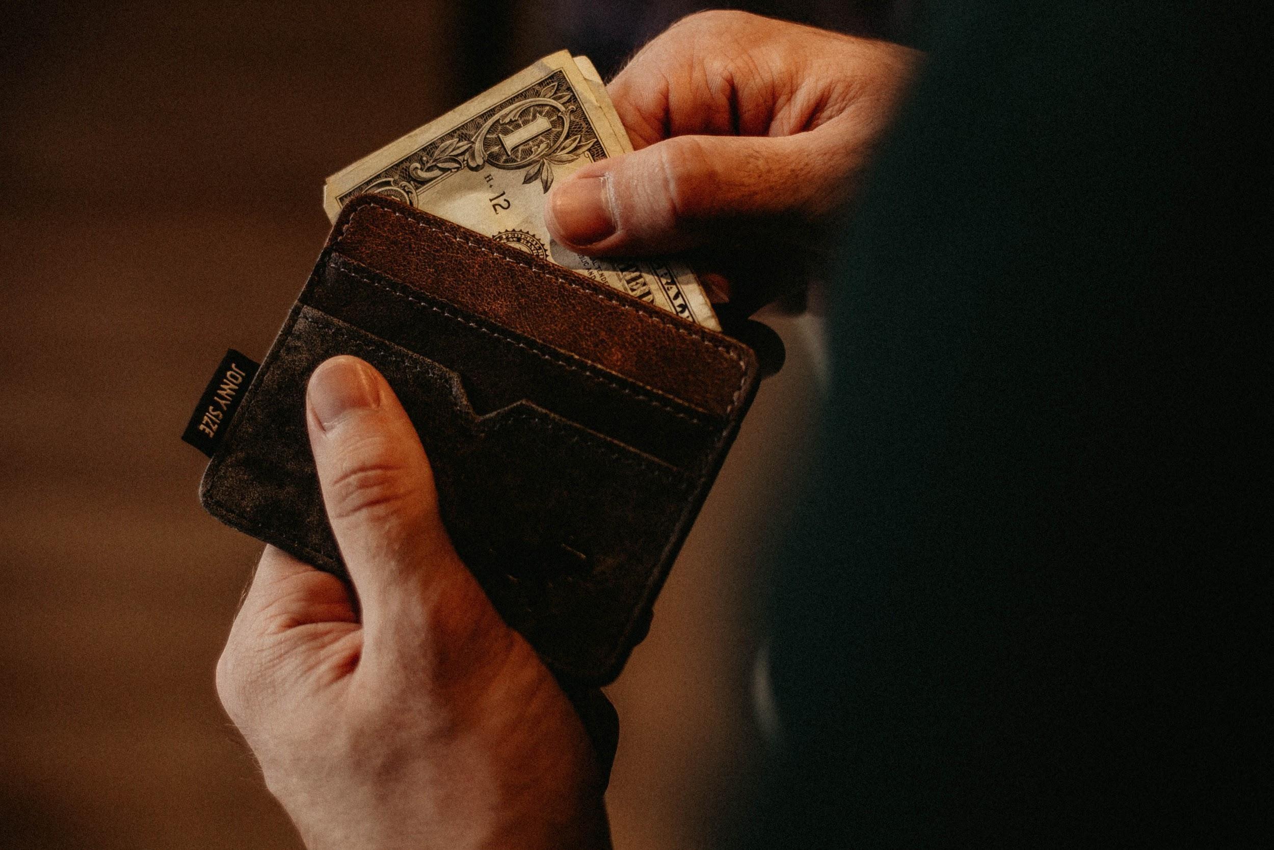 Valentine's Day Gift Wallet