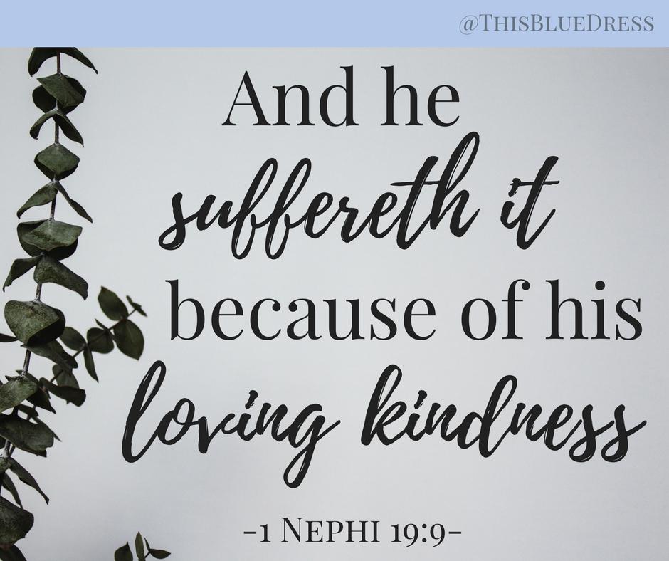 His Loving Kindness