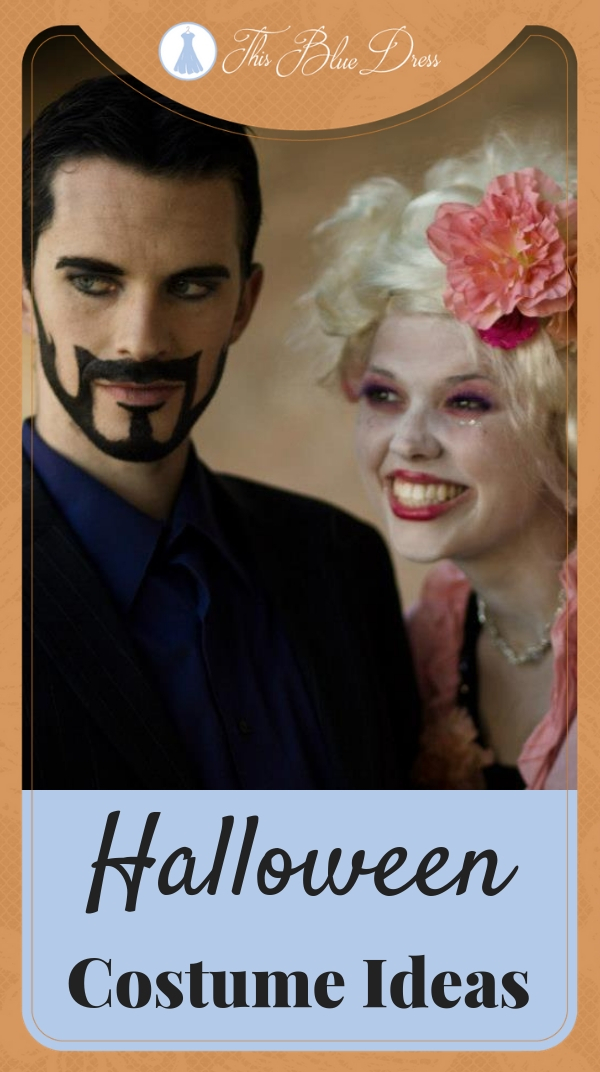 Amazing Halloween Costume Ideas--lots of ideas specifically for couple!