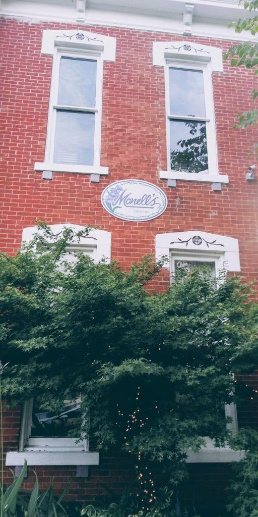 Monell's restaurant in Nashville