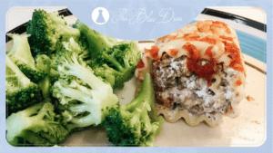 Lasagna Rollups: An elegant, easy dinner recipe