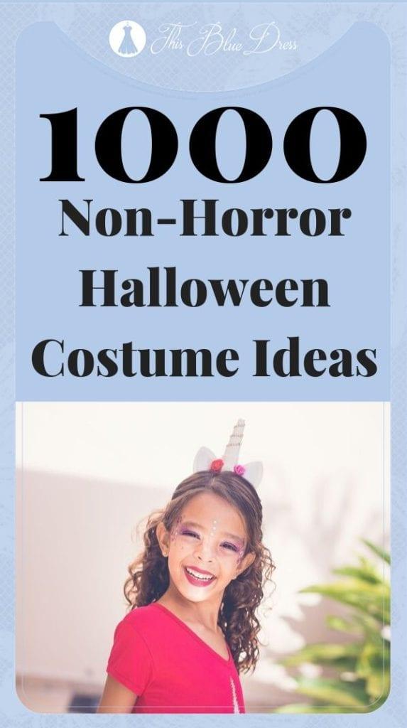 The ultimate list of Halloween costume ideas!