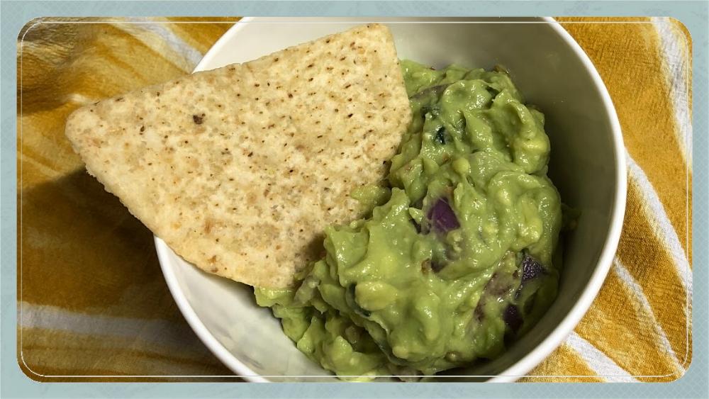 chunky guacamole cover
