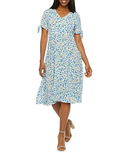 jc penney dress