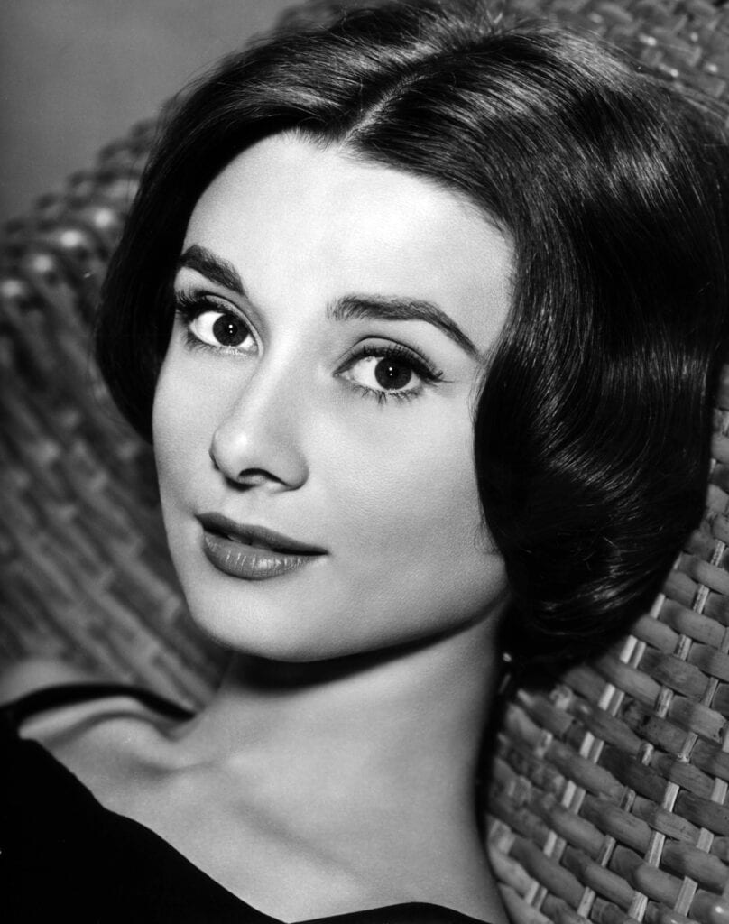 We love classic old movies that star our girl Audrey!