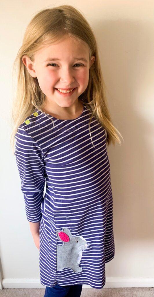 Size 6 girls Three Little Peas clothing