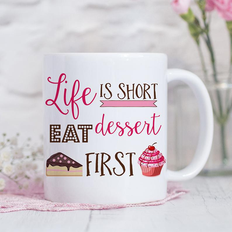 mug gift for sweet tooth
