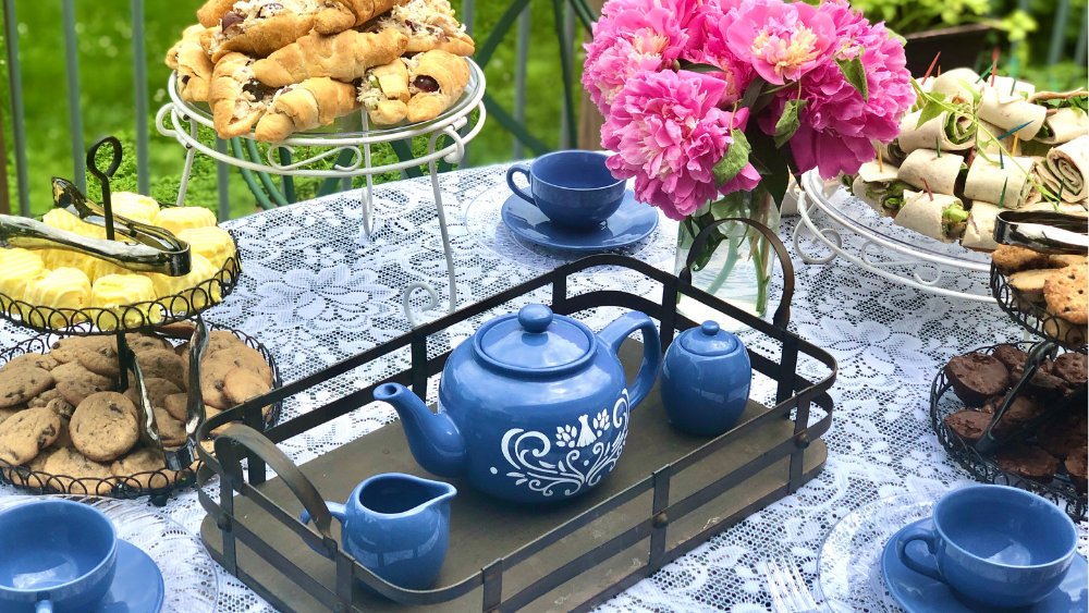 Ideas For Hosting a Charming Tea Party