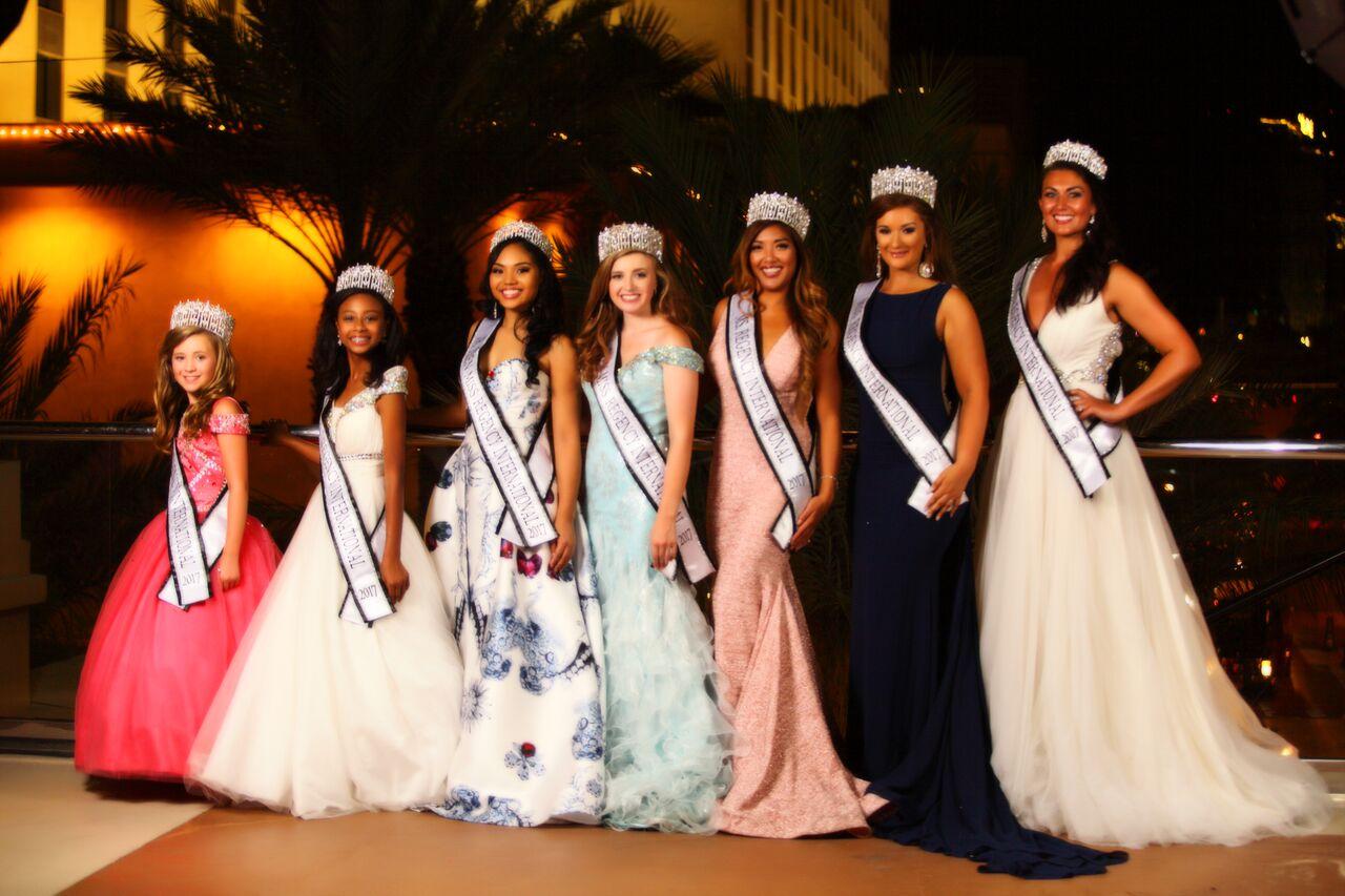 Regency International Pageant, Beauty Pageant