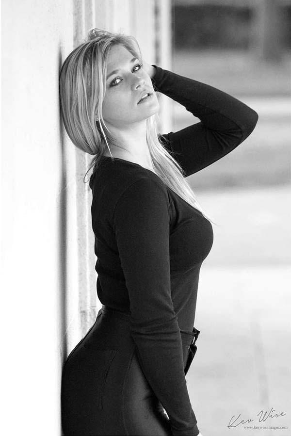 Miss United Kingdom Natalie Nason