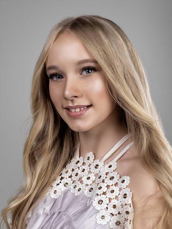 Jr Miss Australia - Lilly Clarke