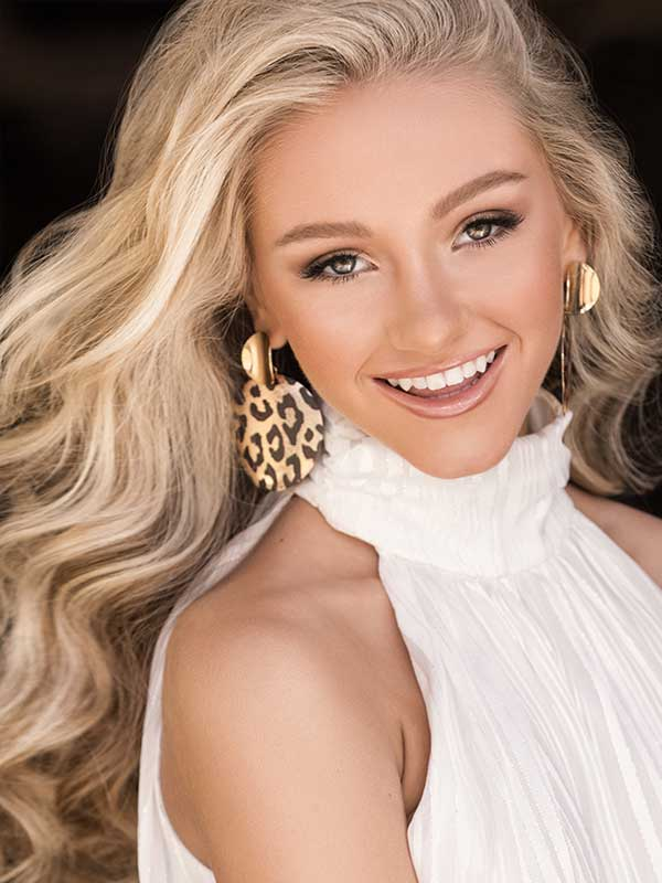 Jr Miss California - Annika Heieck