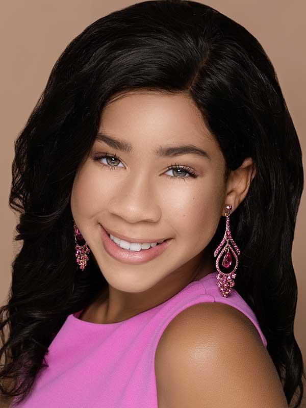 Jr Miss Maryland - Jianni Lockley