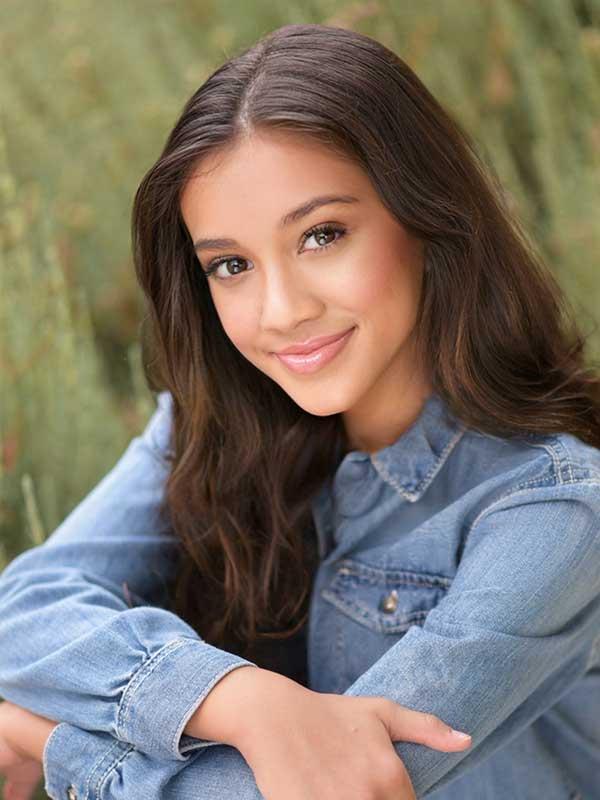 Jr Miss Pacific Coast - Ava Castillo