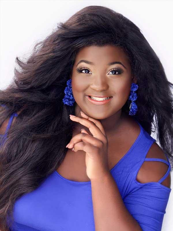 Jr Miss South United States - Kerington Ware