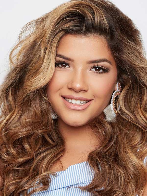 Jr Miss Texas - Larissa Rodriguez