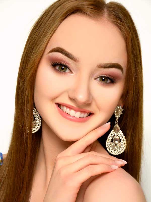 Jr Teen Australia Ambassador - Summer Hogan