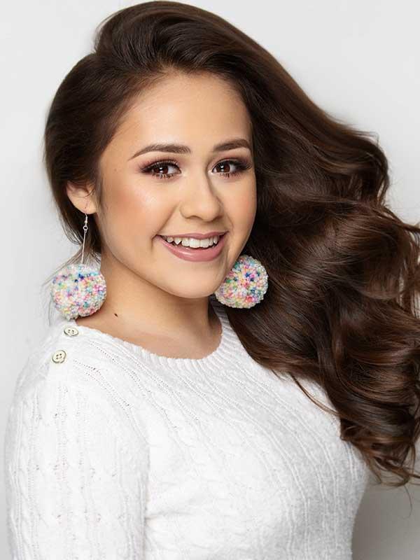 Jr Teen South United States - Danielle Luna