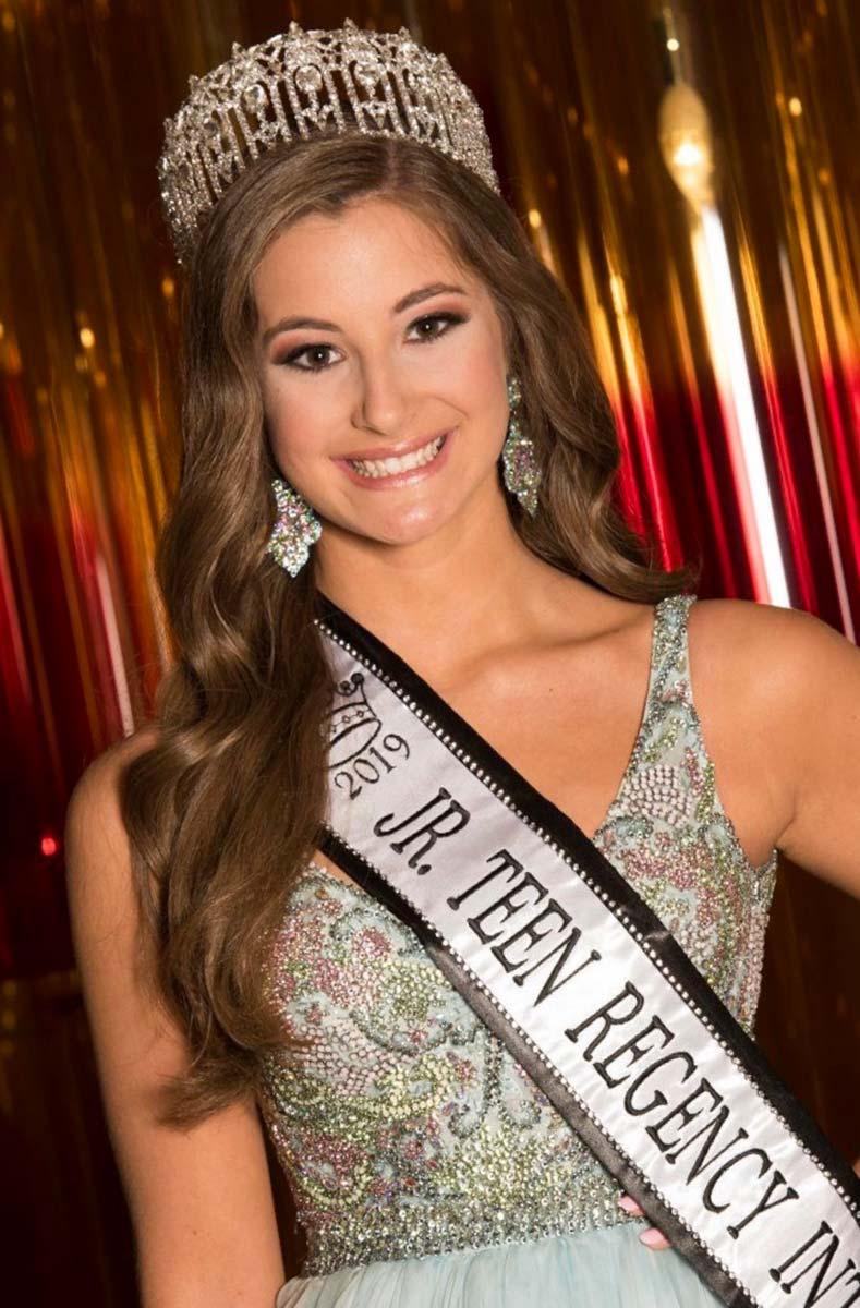 Jr. Teen 2019-2020 Regency International Caroline Crocco