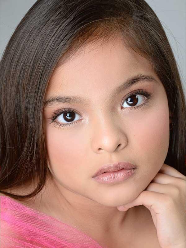 Little Miss South United States - Zoe Martinez