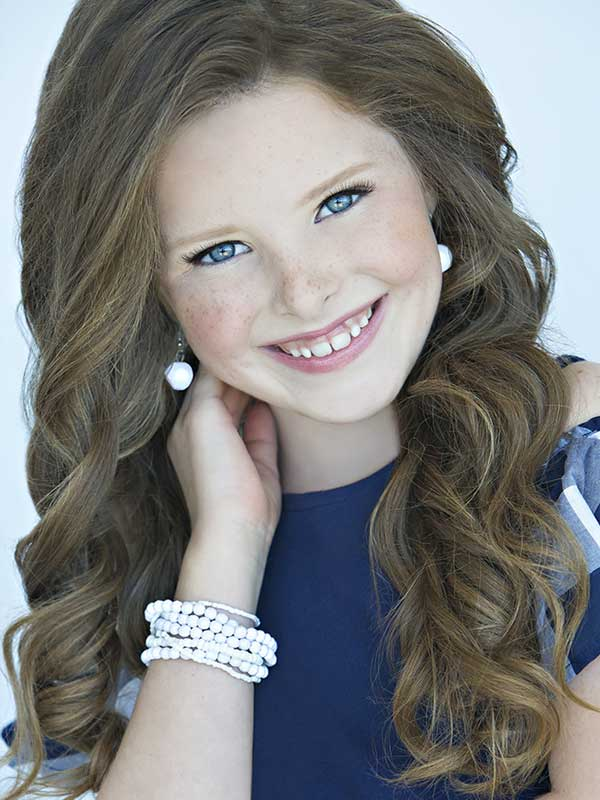 Little Miss Southern States - Isabella Wright