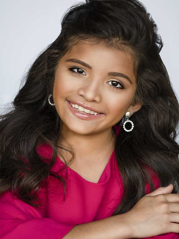 Little Miss United States - Emani Pacheco