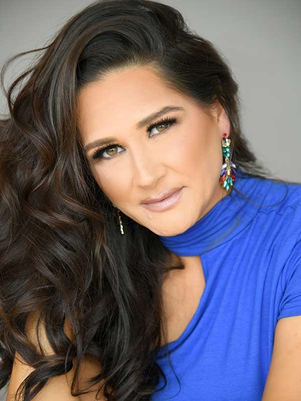 Mrs South United States - Angela Franco