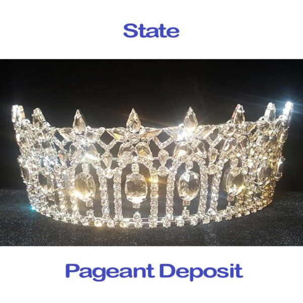 State Pageant Deposit
