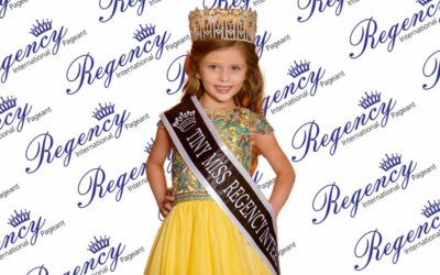 Caroline Polk Tiny Miss Regency International