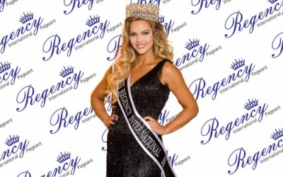 Emily Costa Miss Regency International 2021