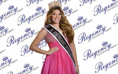 Larissa Nicole Rodriguez, 2021 Jr Miss Regency International