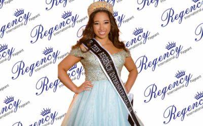 Audrianna Jr Teen Regency International 2021